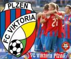 FC Viktoria Plzen, champion of the Gambrinus Liga 2012–2013