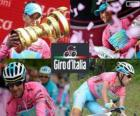 Vincenzo Nibali, champion of the Giro of Italy 2013