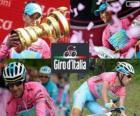 Vincenzo Nibali, champion of the Giro of Italy 2013