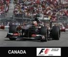 Nico Hülkenberg - Sauber - Circuit Gilles Villeneuve, Montreal, 2013