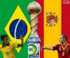 Final 2013 FIFA Confederations Cup, Brazil vs. Spain