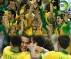 Brazil, champion of 2013 FIFA Confederations Cup