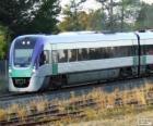 Train passenger VLocity, Australia