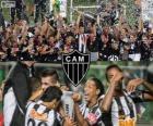 Atlético Mineiro, Champion Copa Libertadores 2013