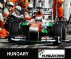 Paul di Resta - Force India - Hungaroring, 2013