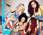 British pop quartet Little Mix