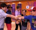 The guys at Violetta