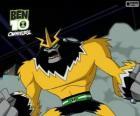 Shocksquatch, Ben 10 Omniverse