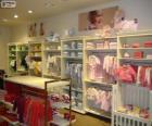 Children's fashion shop