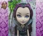 Raven Queen, leader of Rebels in Ever After High