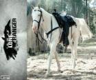 Silver is John's horse