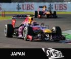 Mark Webber - Red Bull - 2013 Japanese Grand Prix, 2º classified