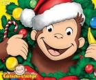 Curious George at Christmas