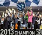 Sporting Kansas City, 2013 MLS champion