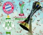 Bayern Munich vs Raja Casablanca. Final FIFA Club World Cup 2013 Morocco