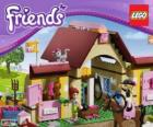 Heartlake Stables Lego Friends