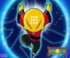 Omi, Xiaolin Dragon of Water, the main protagonist