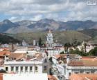 Historic city of Sucre, Bolivia