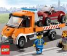 Mechanical assistance of Lego City