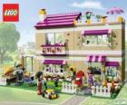 Olivia's house, Lego Friends