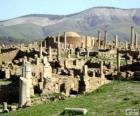 Djémila the best preserved Berbero-Roman ruins in North Africa, Algeria