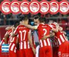 Olympiacos FC champion 2013-2014