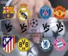 Champions League - UEFA Champions League 2013-14 Quarter-finals
