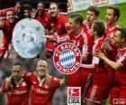 Bayern Munich champion 2013-2014