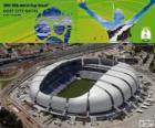 Arena das Dunas (45,000), Natal