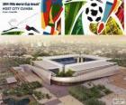 Arena Pantanal (42,500), Cuiabá