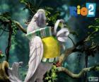 Nigel in the film Rio 2