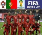 Selection of Portugal, Group G, Brazil 2014