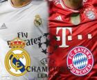 Champions League - UEFA Champions League semi-final 2013-14, Real Madrid - Bayern