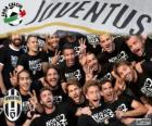 Juventus champion 2013-20014