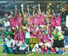 Club León F.C., champion Clasura Mexico 2014