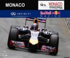 D. Ricciardo 2014 Monaco Grand Prix