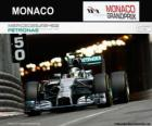 Lewis Hamilton - Mercedes - Grand Prix of Monaco 2014, 2nd classified