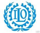 ILO logo, International Labour Organization