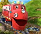 Wilson, the locomotive protagonist from Chuggington