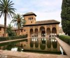 The Palace of the Alhambra, Granada, Spain