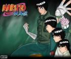 Rock Lee, young ninja