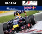 Sebastian Vettel - Red Bull - Grand Prix of Canada 2014, 3rd classified
