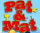 Pat and Mat Logo