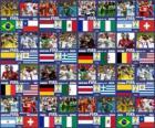 Eighth finals, Brazil 2014