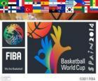 2014 FIBA Basketball World Cup. FIBA Championship hosted by Spain