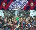San Lorenzo de Almagro, Champion of Copa Libertadores 2014
