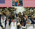 United States of America, 2014 FIBA Basketball World Cup champion