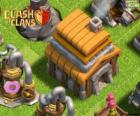 Town Hall 5, Clash of Clans