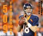Peyton Manning 509 touchdowns