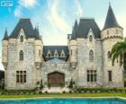 Castle of the Baron of Itaipava, Petropolis, Brazil